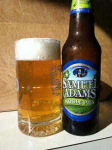 Noble Pils - Samuel Adams
