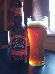 Octoberfest - Samuel Adams