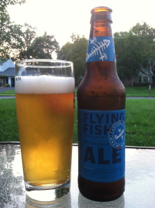 Extra Pale Ale - Flying Fish Brewing Company
