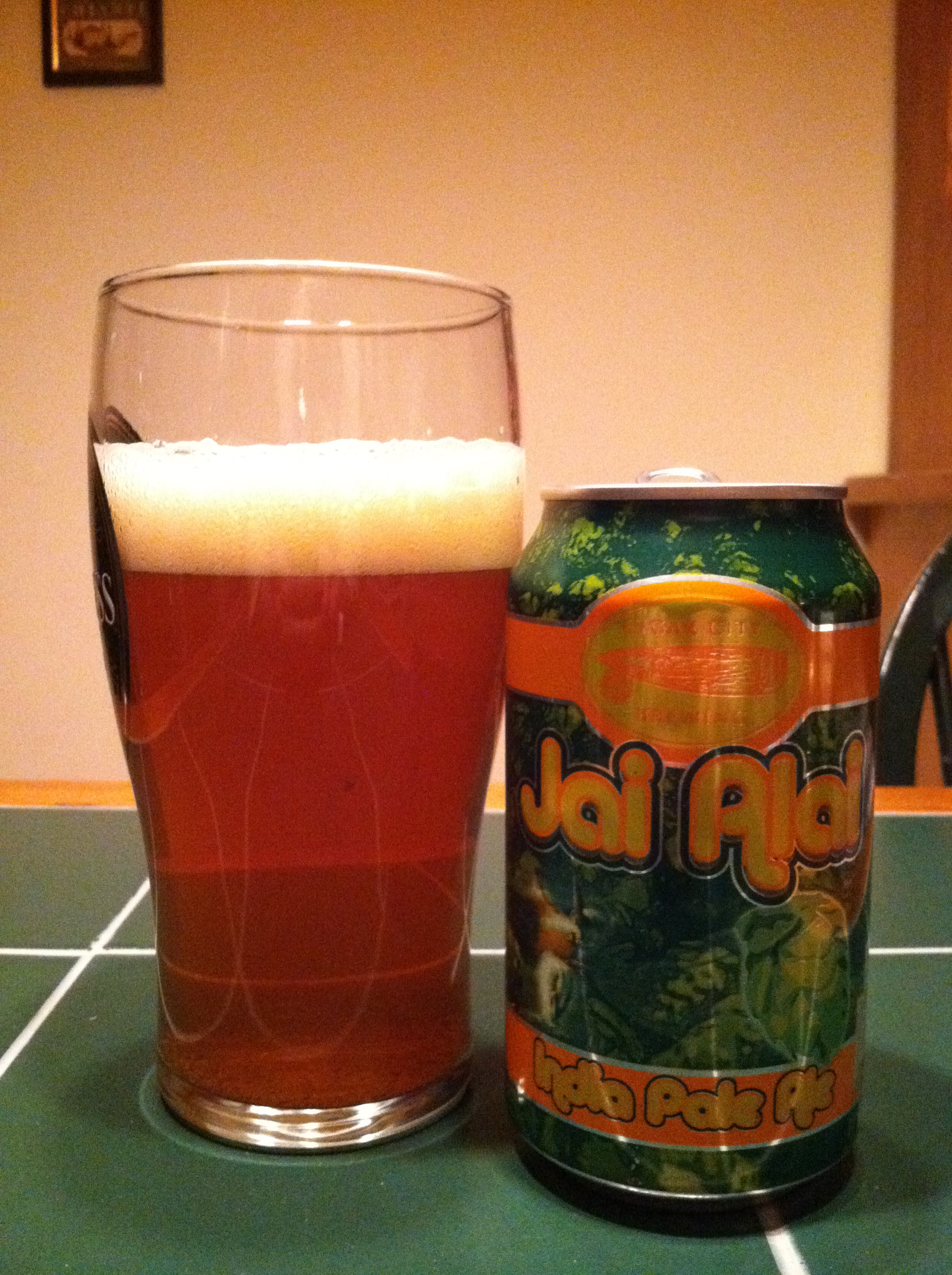 Jai Alai - India Pale Ale