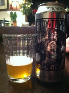 Heady Topper Double IPA, the best Double IPA ever?