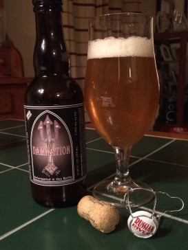 Damnation - Russian River Brewing Company