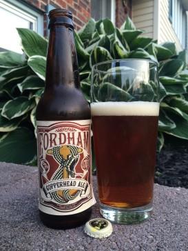 Fordham Copperhead Ale