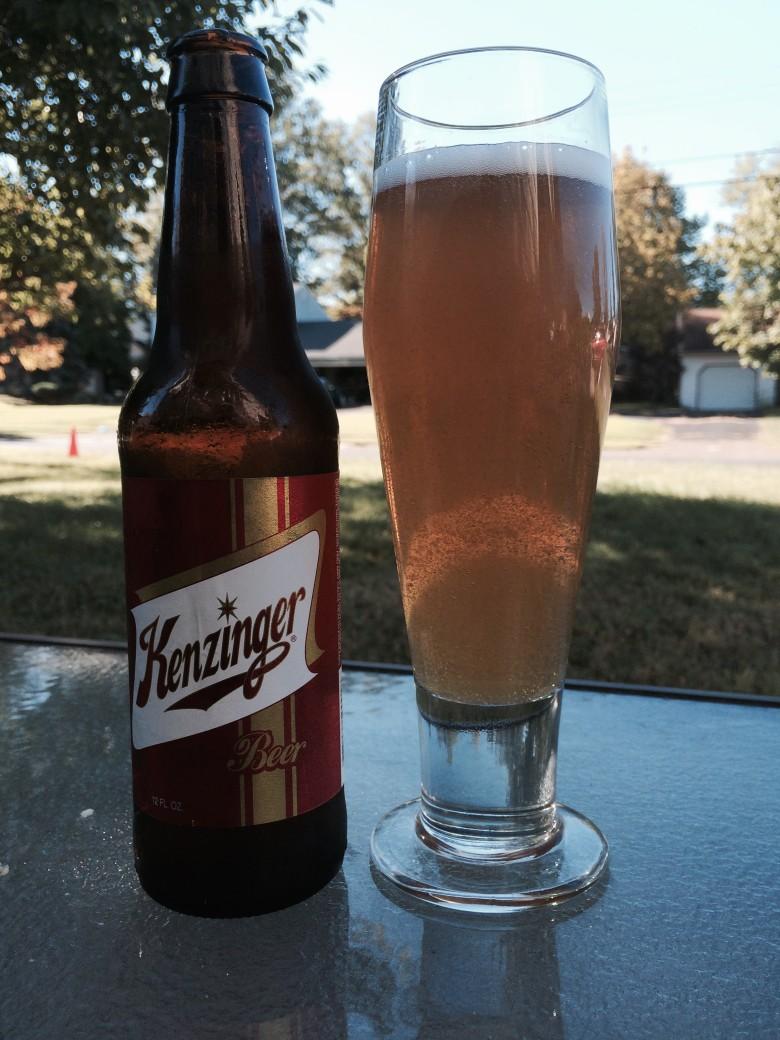 Kenzigner from Philadelphia Brewing Company