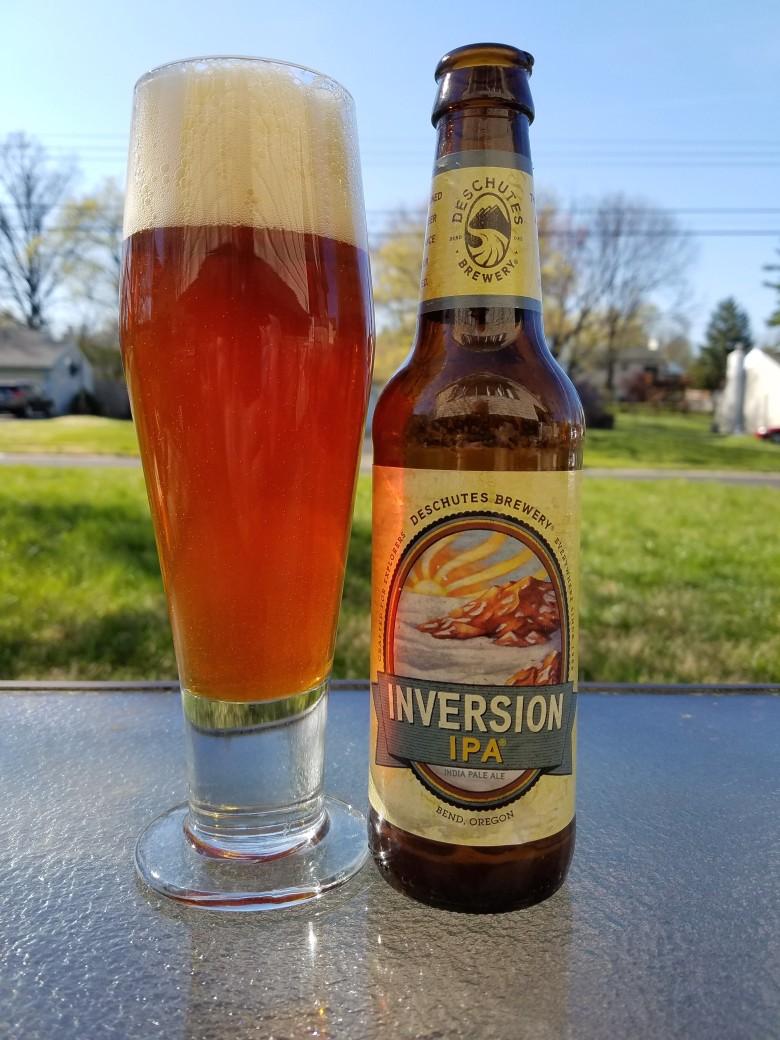 Inversion IPA - Deschutes Brewery