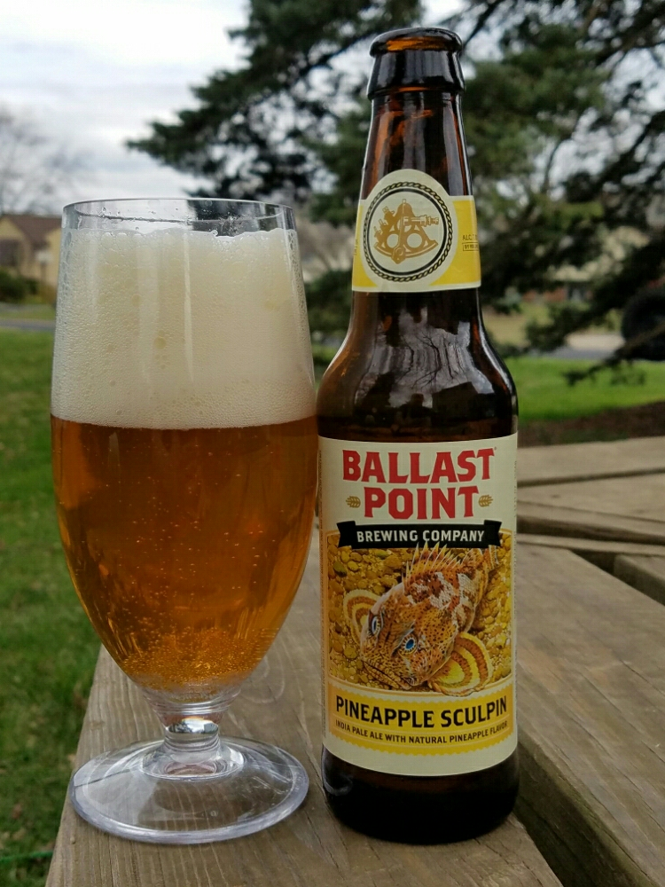 Pineapple Sculpin - Ballast Point