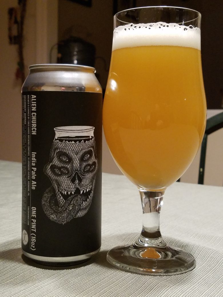 Alien Church - Tired Hands Brewing