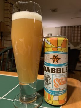 Dabble - Sixpoint Brewery